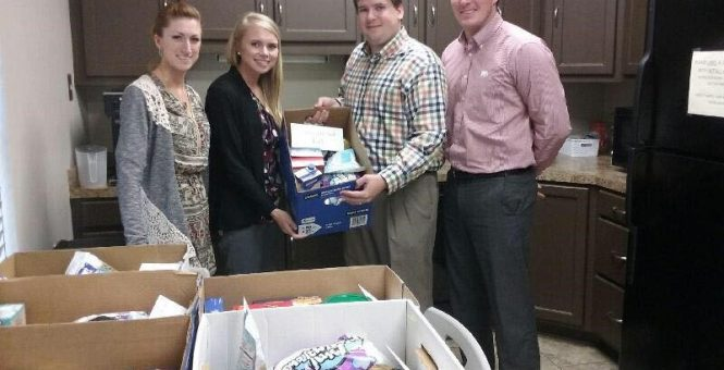Children's Philanthropies and Crow Shields Bailey Team Up for Thanksgiving