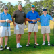 Crow Shields Bailey Team Members Play in Rotary International's Inaugural Golf Classic