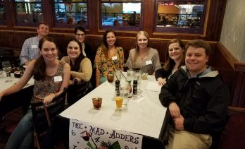 Crow Shields Bailey Team Members Participate in Young Professionals – Eastern Shore Chamber of Commerce Trivia Night