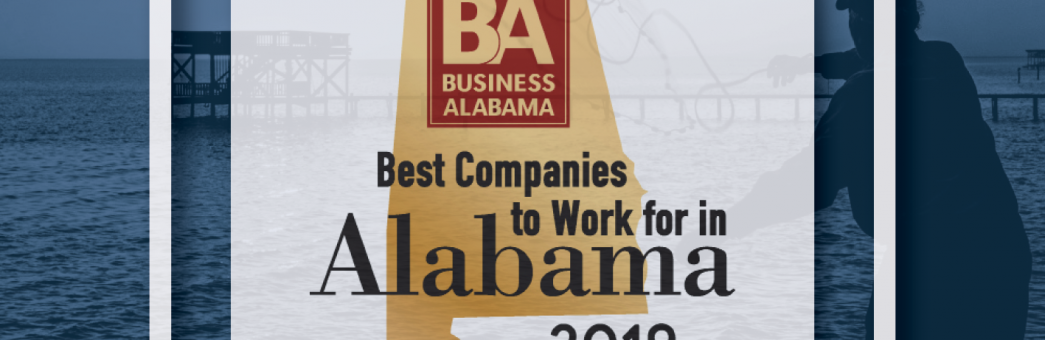 CSB Awarded Best Company To Work For By Business Alabama